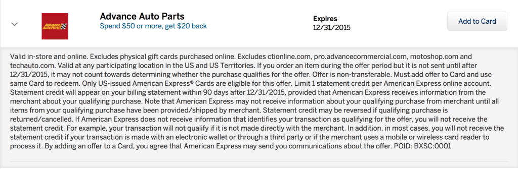 amex-offers-advance-auto-Screen Shot 2015-11-09 at 9.05.54 AM