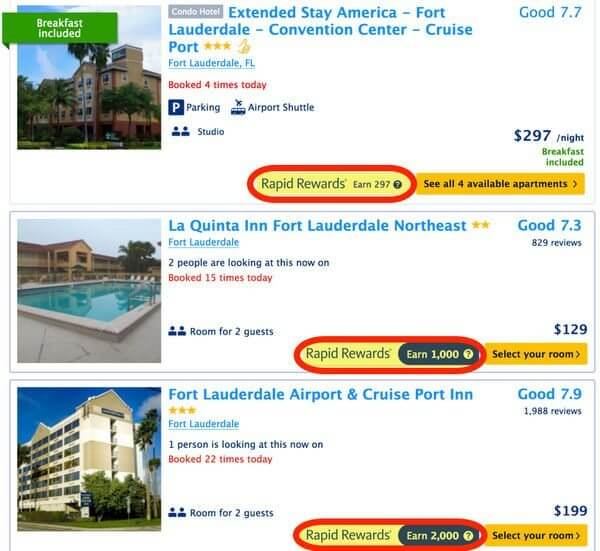 5 Insider Secrets To Make The Most Of Southwests Hotel Booking Site