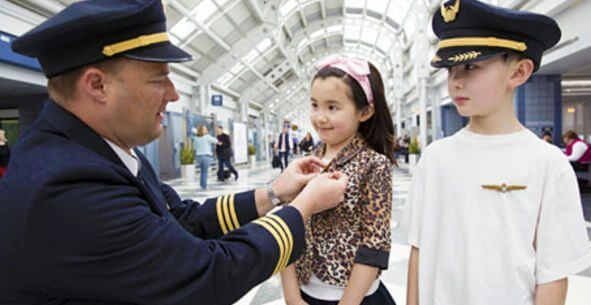Flying With Kids on Southwest: Everything You Need to Know About Unaccompanied Minors