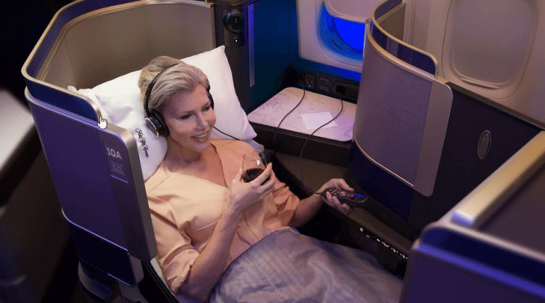 How to Take a Business Trip in Style:  Using Miles to Upgrade a Paid Coach Ticket