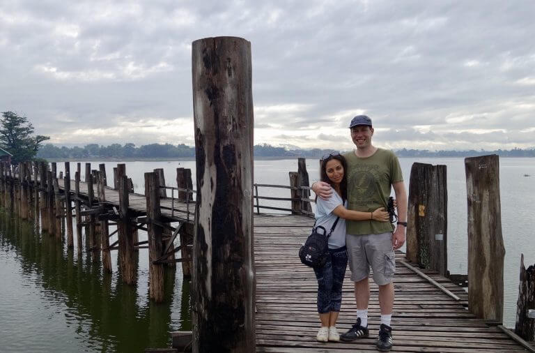 Shannel & Elias Used Their Miles for a 100-Day Soul Searching Trip!