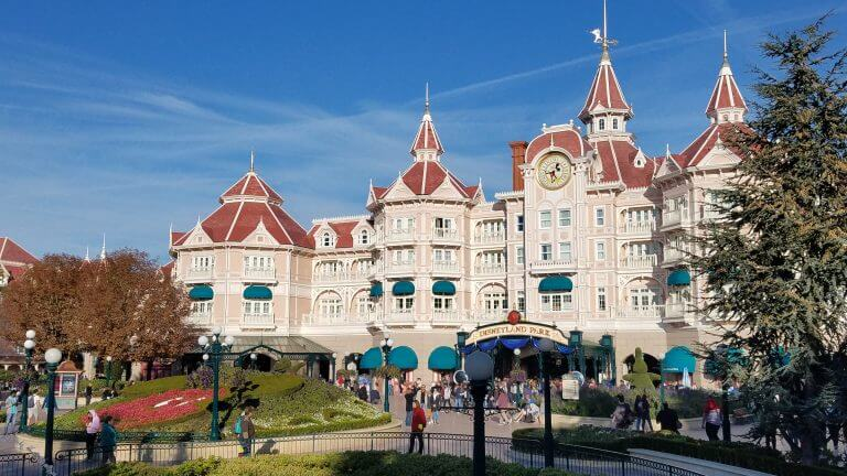 Stay At The Marriott Vacation Club When You Visit Disneyland Paris