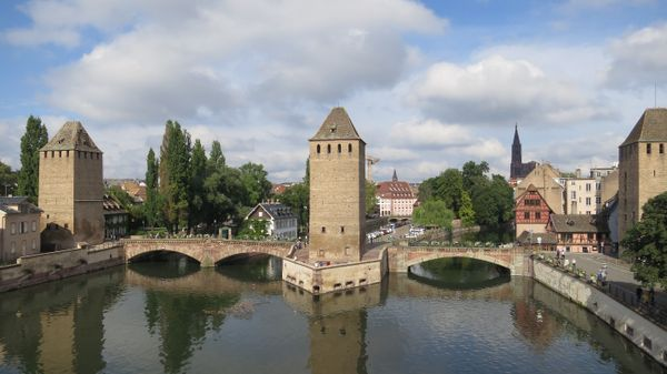 Why Strasbourg Is One of My Favorite Small French Towns