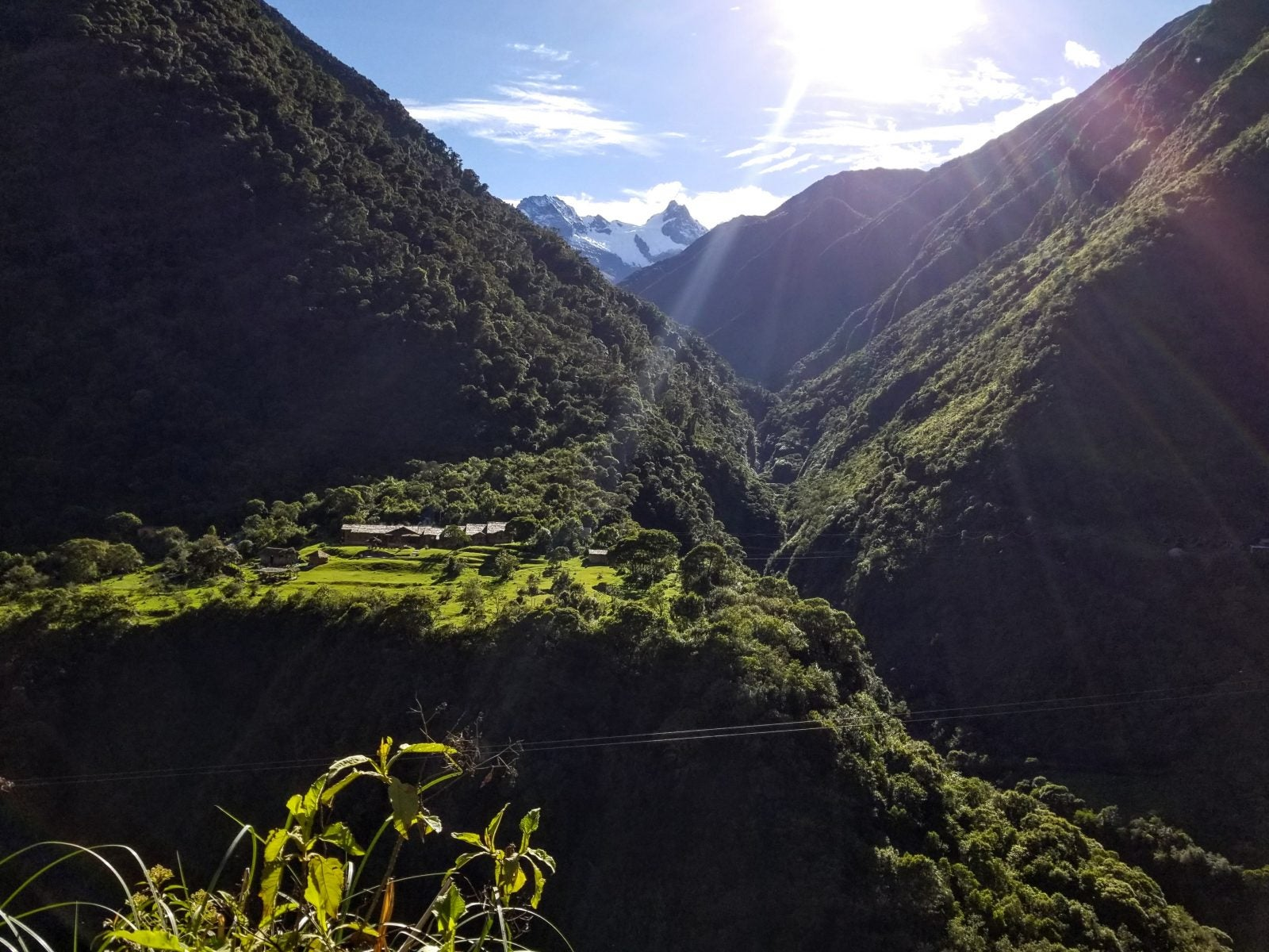 Day 2: A Miserable 4-Day Trek to Machu Picchu – And I Can't Wait to Do It Again!