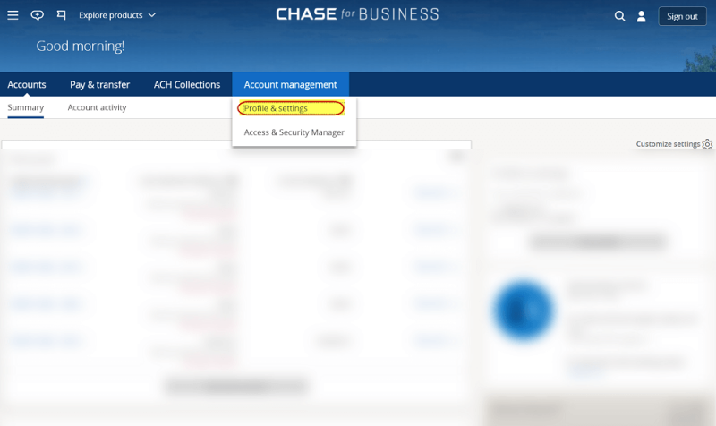 How to Set a Travel Alert on Chase Credit Cards | Million