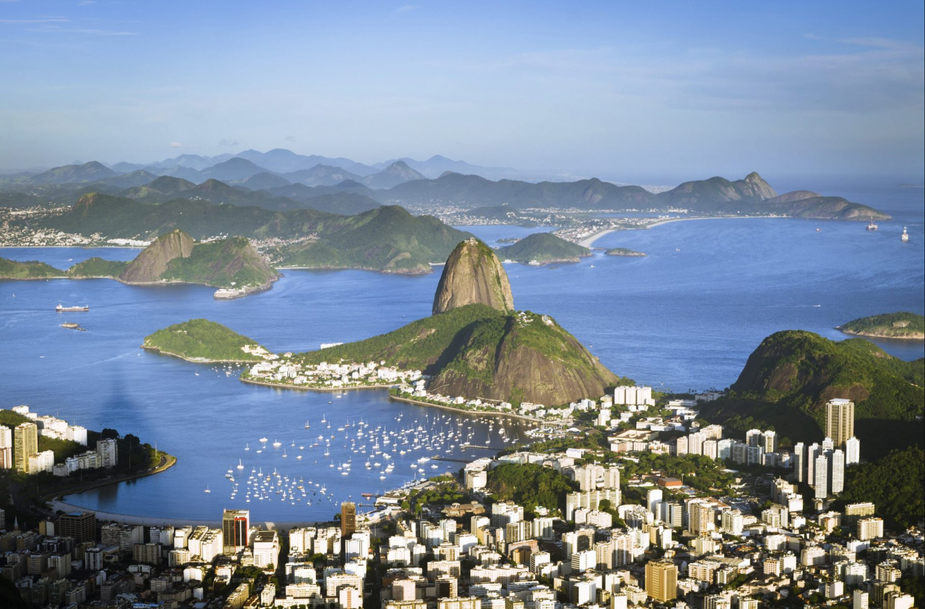 Sale Alert: Fly to Brazil Starting at $383 Round-Trip in Coach
