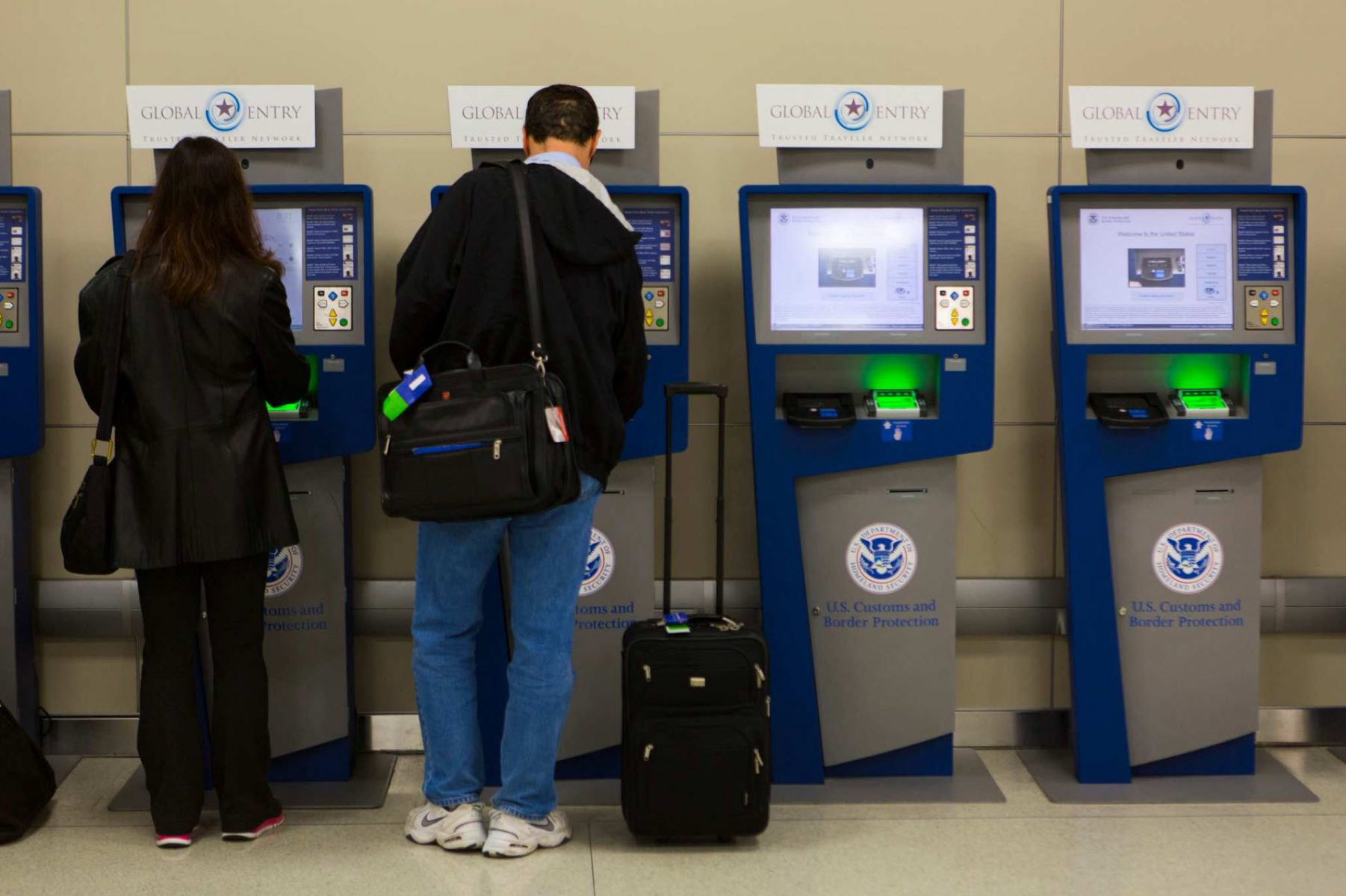 ReGift Your Global Entry Credit Card Benefit (Worth $100!) – Check The Credit Cards In Your Wallet