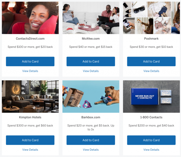 AMEX Offers is a Great Way To Save Money on Purchases You Are Already Making
