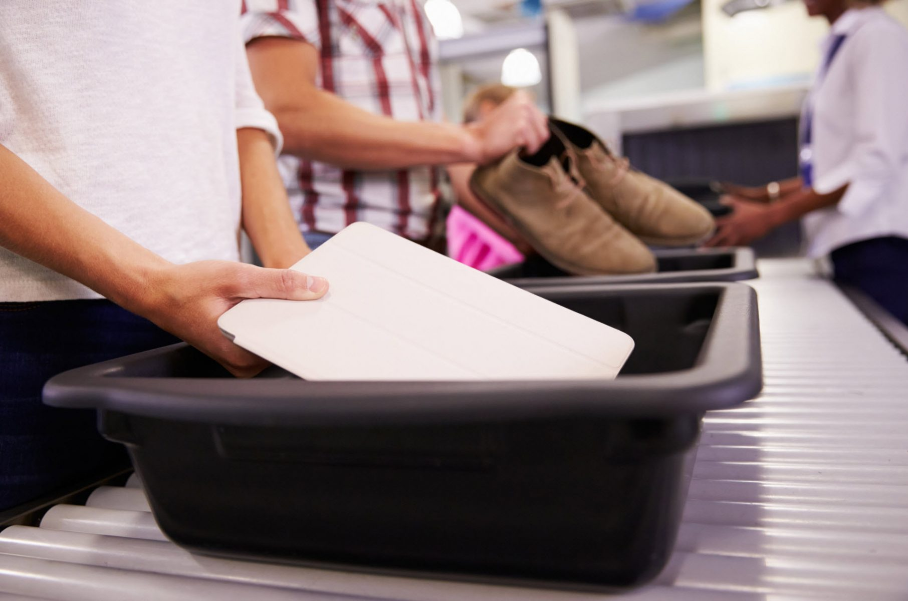 Reduce Your Chances of Contracting Pinkeye With TSA PreCheck