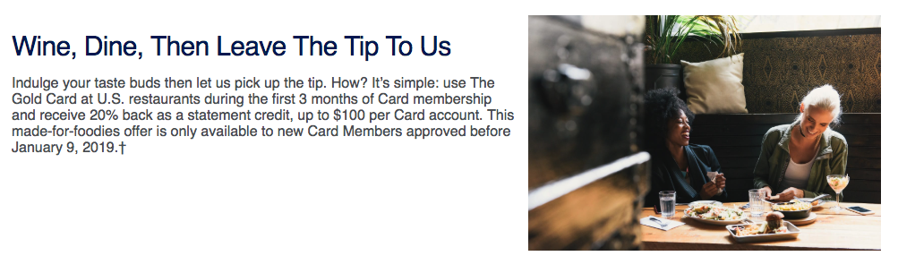 AMEX Gold Card Review: Built for Foodies With 4X Points and
