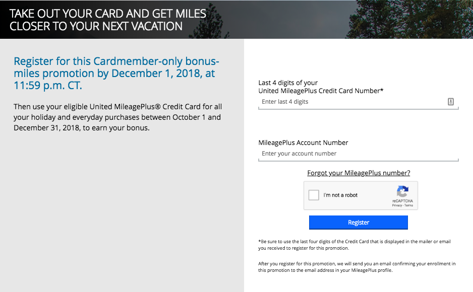 Chase United Cardholders: See If You Can Earn 1,000s of