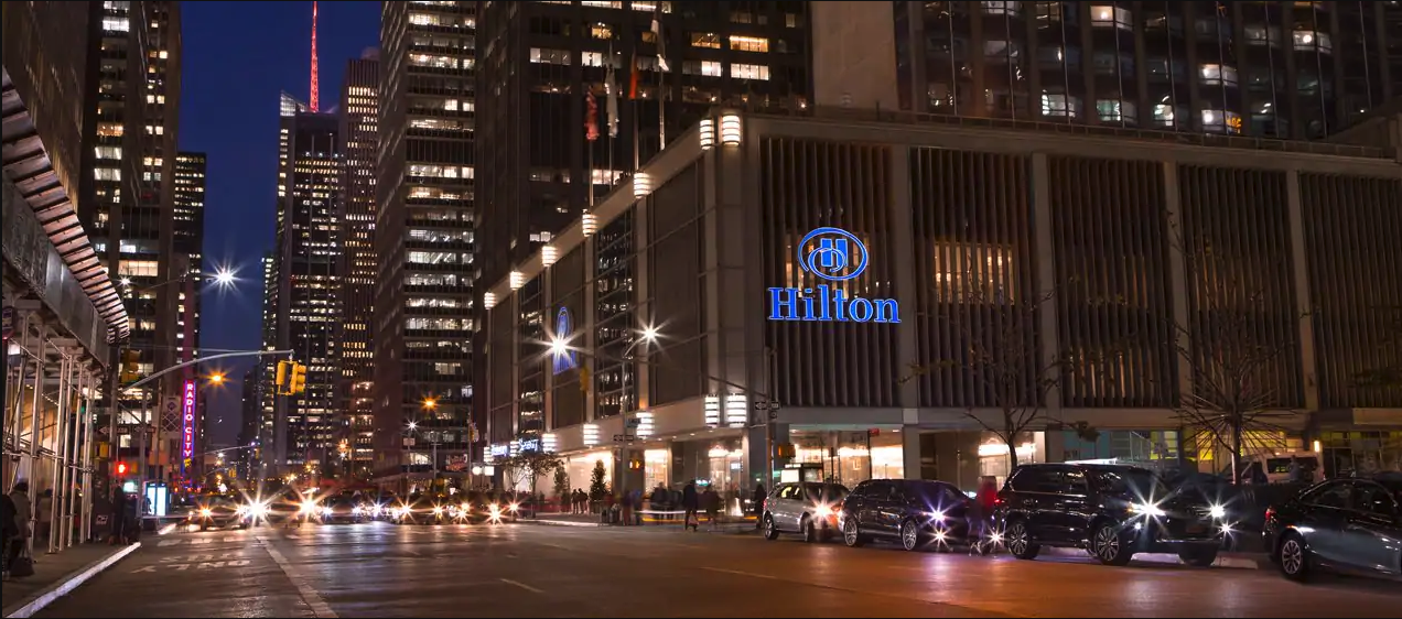All the Ways to Earn Hilton Points in 2018!