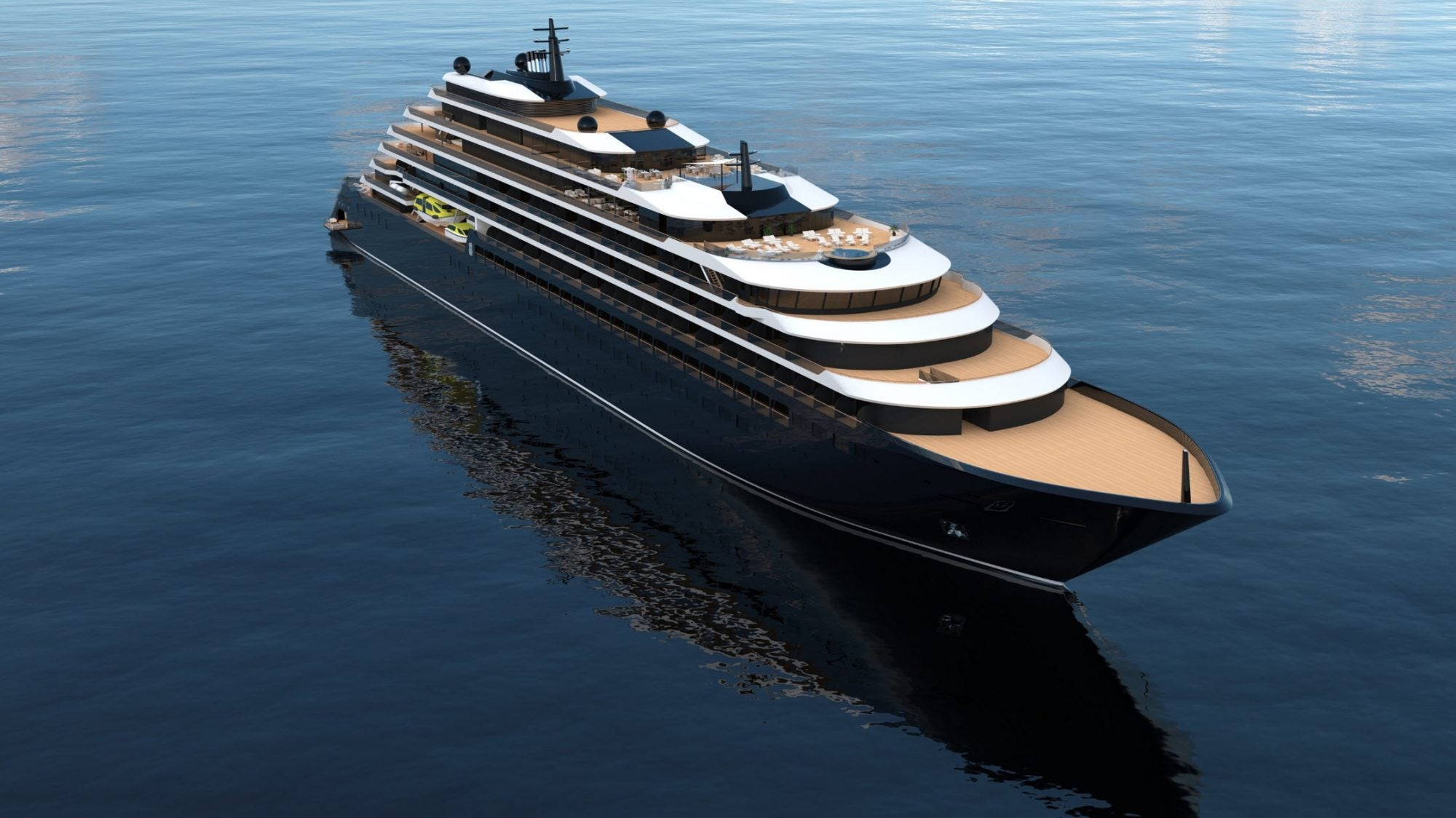Get Ready to Cruise With Marriott as They Take to the Seas With The Ritz-Carlton Luxury Yacht Collection