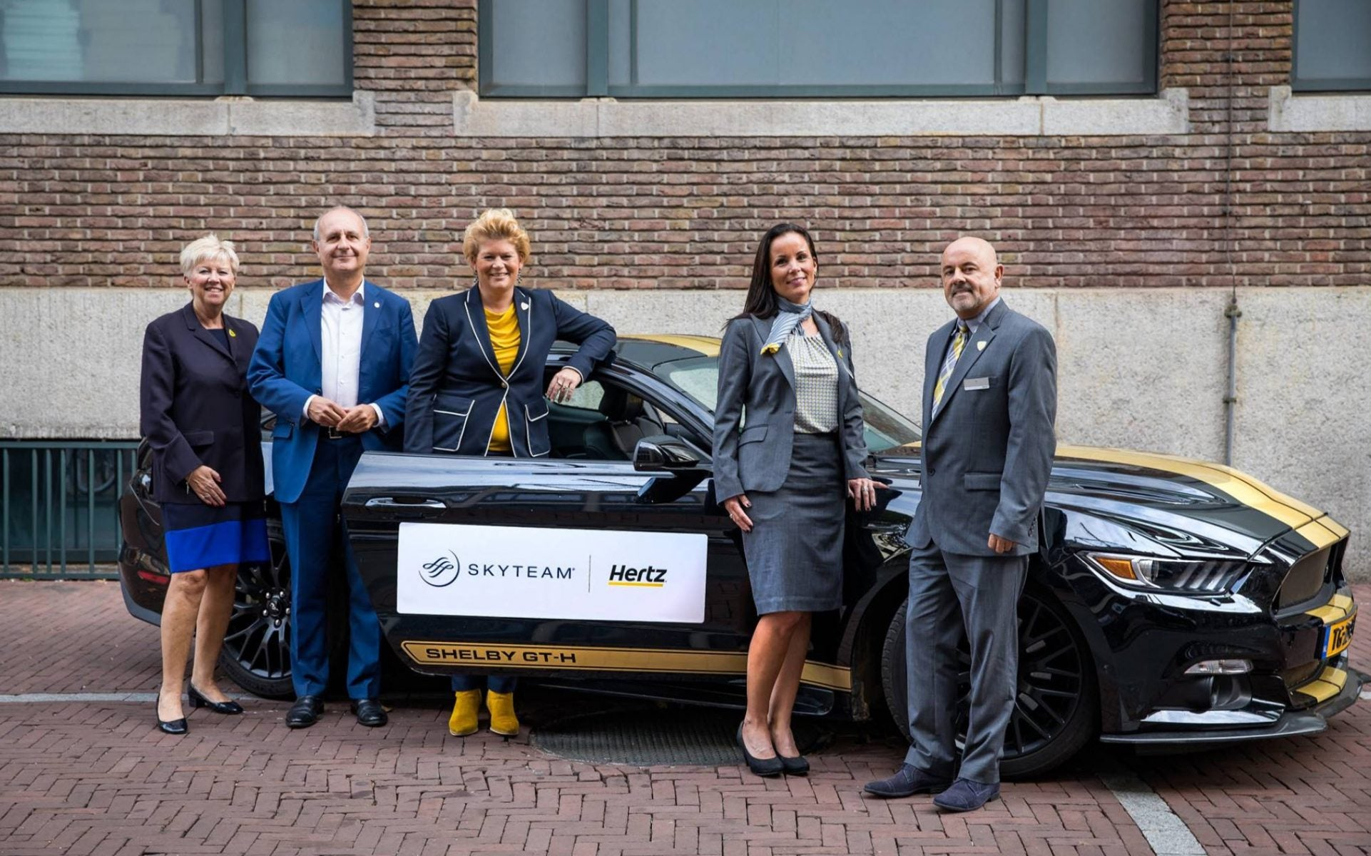 SkyTeam Alliance (Delta, KLM, Air France, Etc.) Adds Its First Partner Without Wings – Hertz!