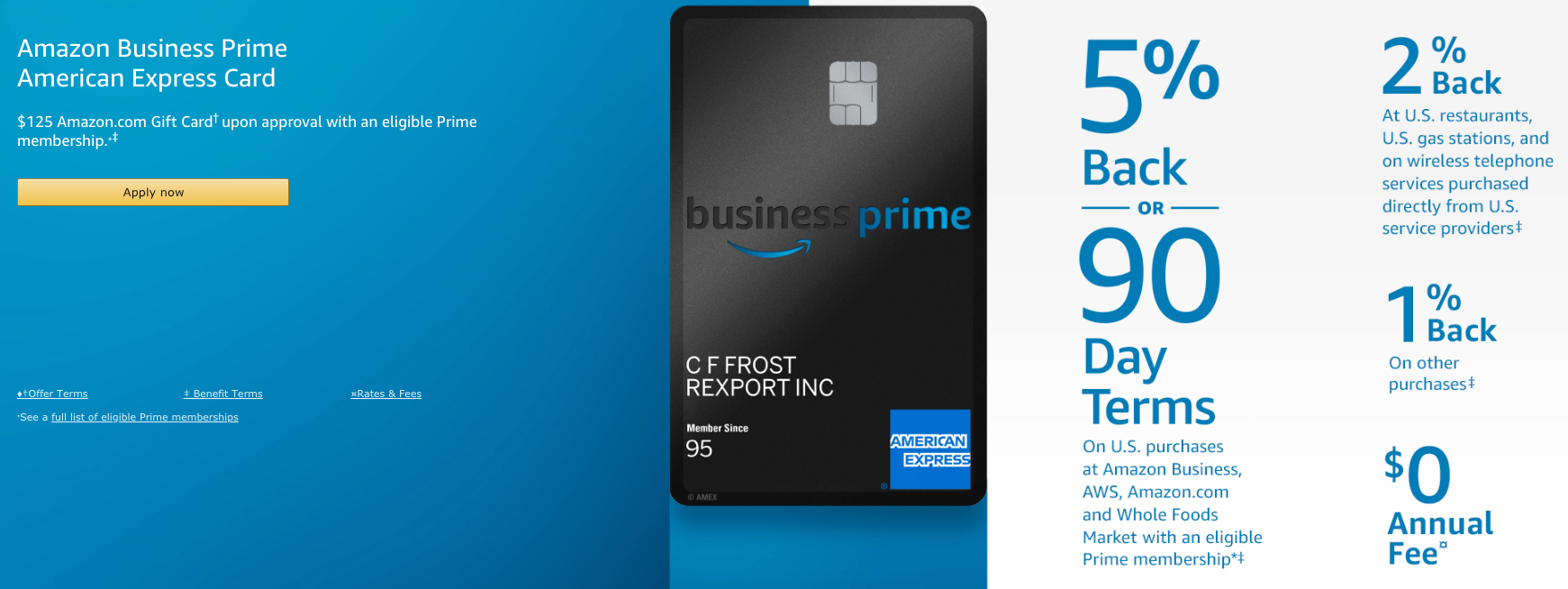 2 New Amex Amazon Business Cards Heres What You Need To Know