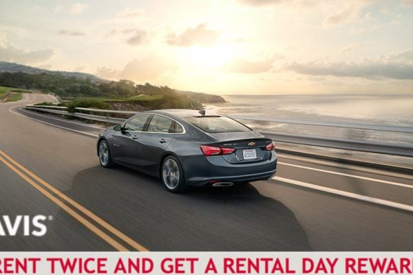 Up to 10 Free Rental Car Days With the Latest Avis Promotion!