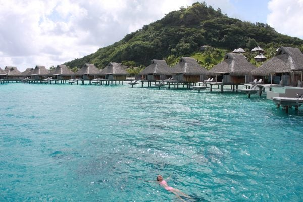 Babymoon in Bora Bora:  How You Can Visit This Bucket-List Paradise With Miles and Points, Too!