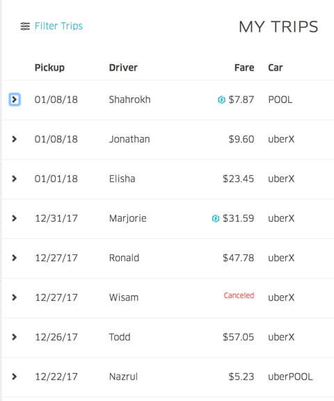 how to add money in uber gift card