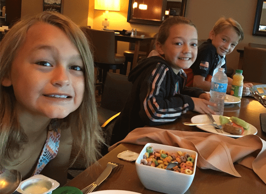 Family Travel Tricks:  How to Save Money on Food When You're on the Road