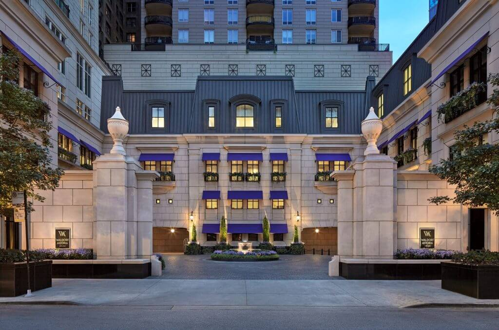 A surprising way to score more bonus points with hilton 39 s for Small luxury hotels chicago