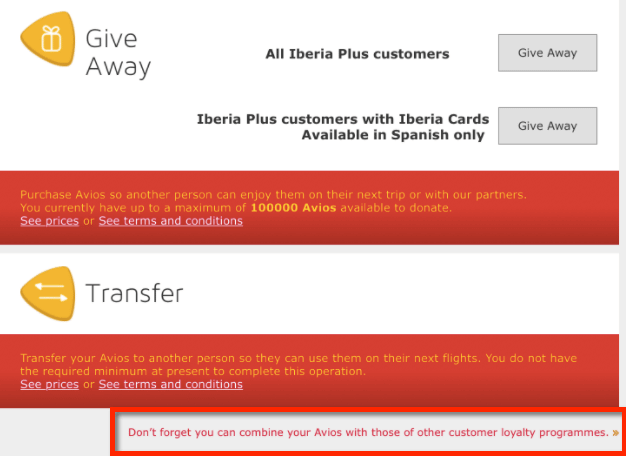 Step By Step How And Why To Transfer Points Between Your British Airways And Iberia Accounts