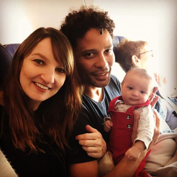 3-for-1 Flights (for ~$20 TOTAL!) Thanks to the Southwest Companion Pass and a Lap Child (Baby Arya!)