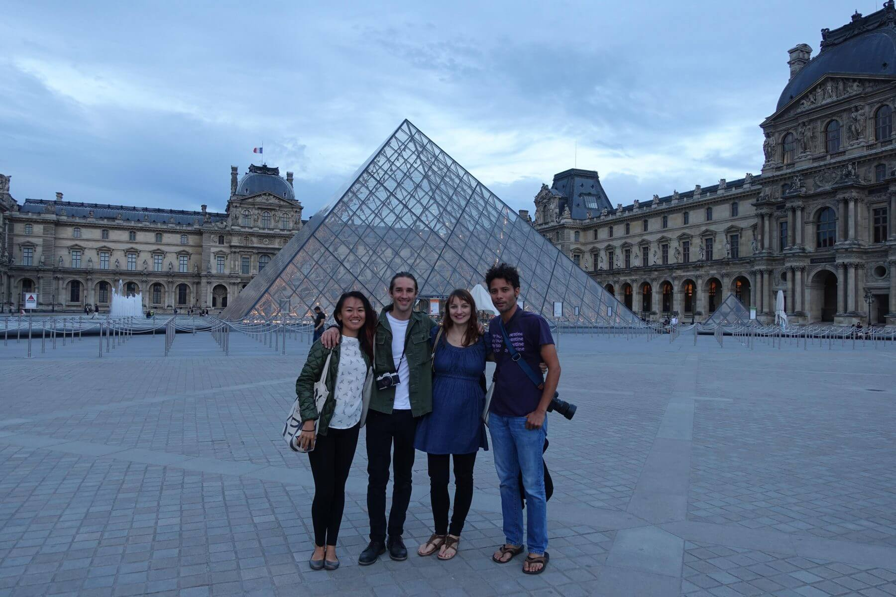 Emily's France Trip Report – Part 1:  Introduction & Planning