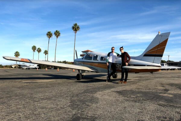 """An Unforgettable Flight Lesson to Cure My Fear of Flying"""