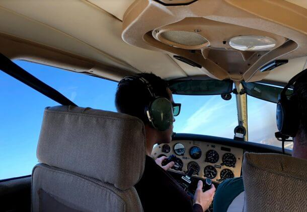 An Unforgettable Flight Lesson To Cure My Fear Of Flying