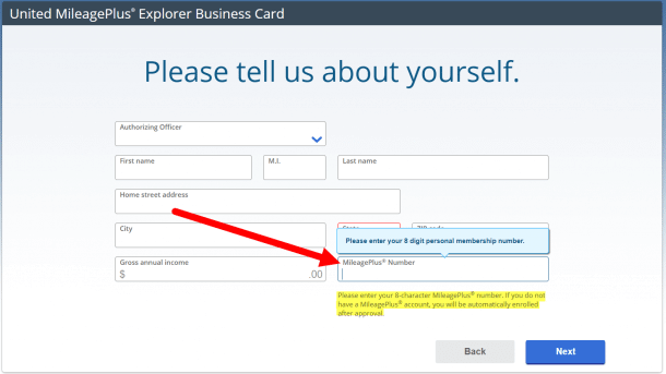 Can Miles Points Earned From Business Cards Be Credited To Personal Accounts