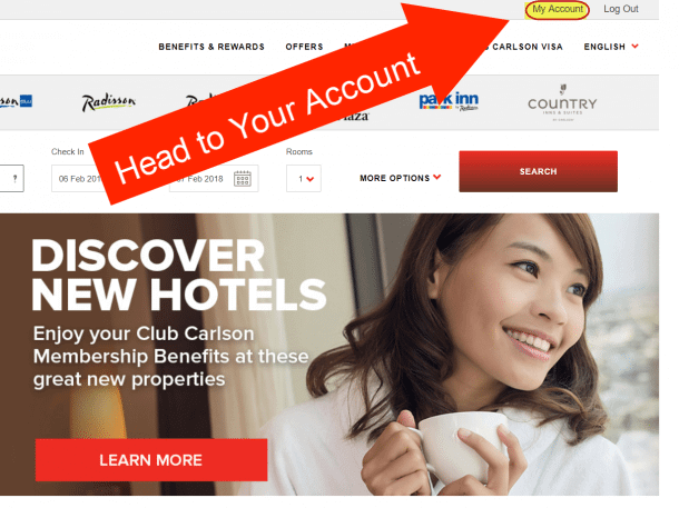 Complete Guide To Booking Hotel Credit Card Free Nights
