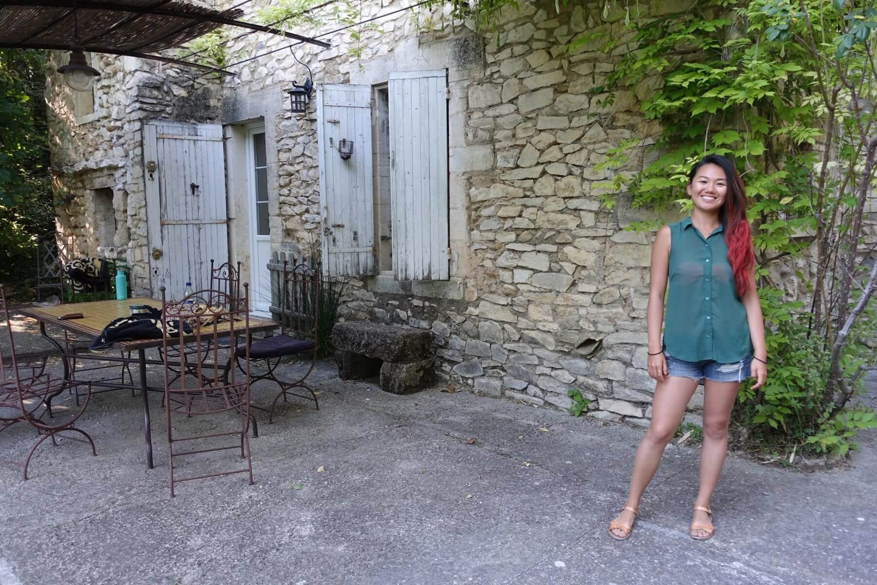 Double Date To France On Miles Points Part 3 Where We Stayed In France
