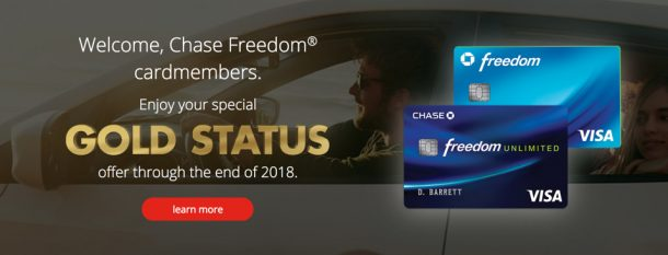 Fuel Up for Less With the Chase Freedom and Freedom Unlimited Cards!