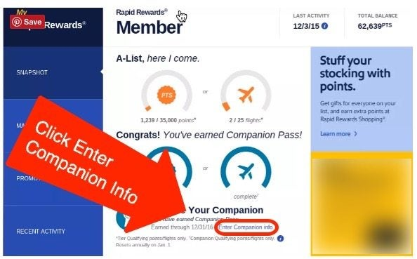 Southwest Companion Pass Holders Everything You Need To Know About Changing Your Companion