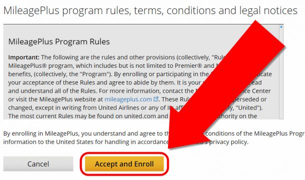 How To Open A United Airlines Account