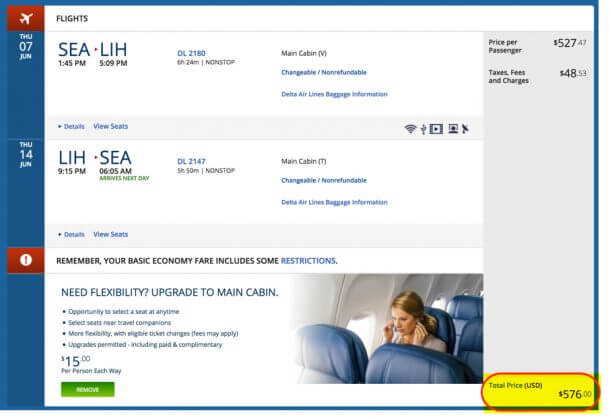 How To Use Delta Miles For Flights To Hawaii