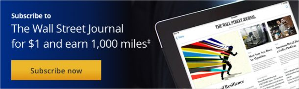 Spend $1 for 1,000 United Airlines Miles!