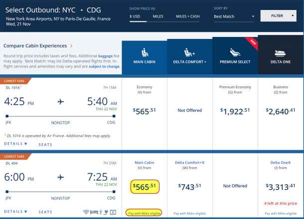 Your Guide To When And When NOT To Use Delta Pay With Miles
