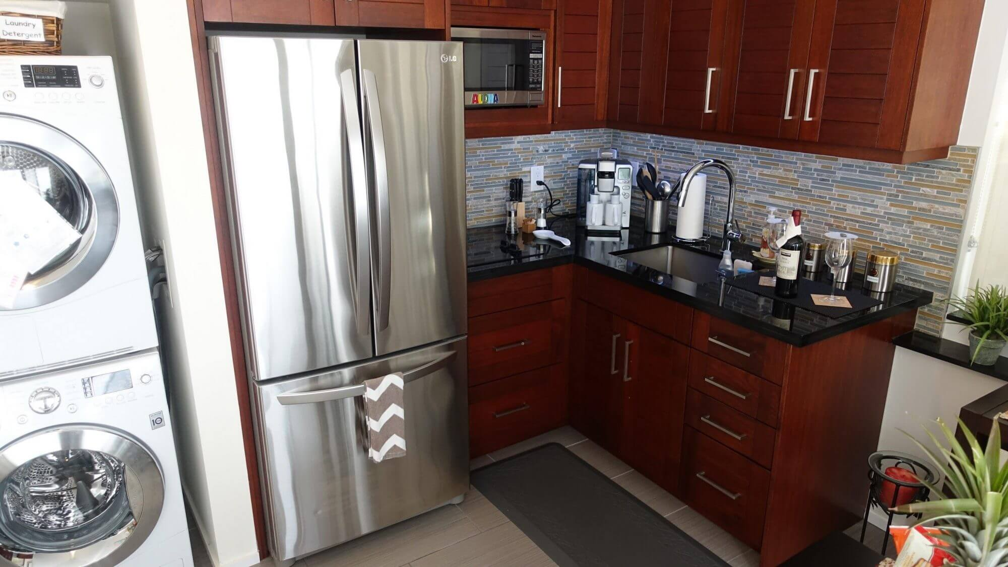 Standalone Kitchen Island My 3rd Miles Amp Points Trip To Hawaii This Time A Family