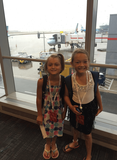 5 Questions to Ask Yourself Before You Send Your Children Flying Alone