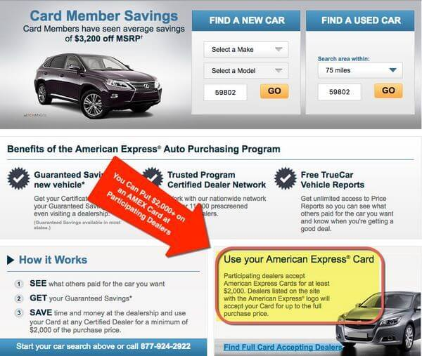What Others Paid For Car >> Can You Buy A Car With A Credit Card Million Mile Secrets
