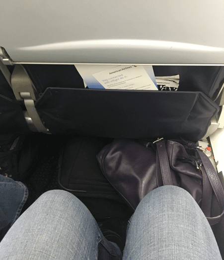 How I Won And Lost Booking American Airlines Basic Economy