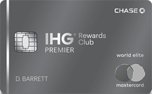 Best travel credit card offers million mile secrets ihg rewards club premier credit card reheart Choice Image