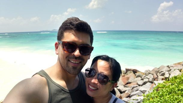 Success Story Tristans Anniversary Trip To The Seychelles