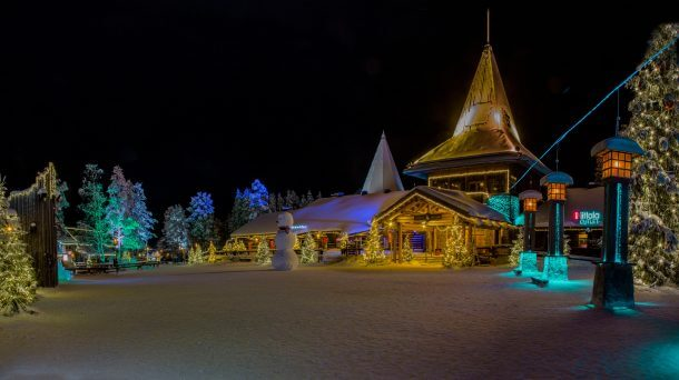 Id Use The 4500 Travel Sweepstakes Prize To Visit Santa His Reindeer In Lapland Finland