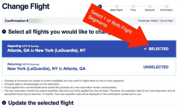 Southwest Reservation Updates Here Are 4 Awesome New Features
