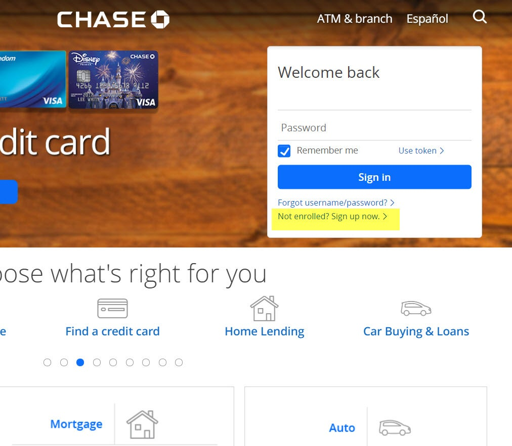 Quick Guide To Setting Up A Chase Travel Credit Card