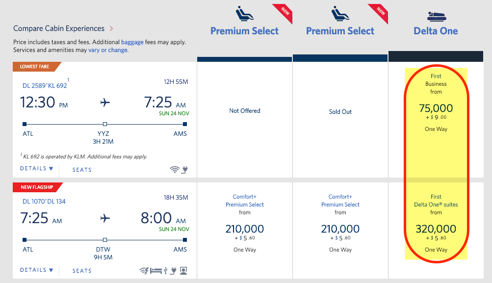 How to Use Delta Miles & Get the Best Price on Award Flights