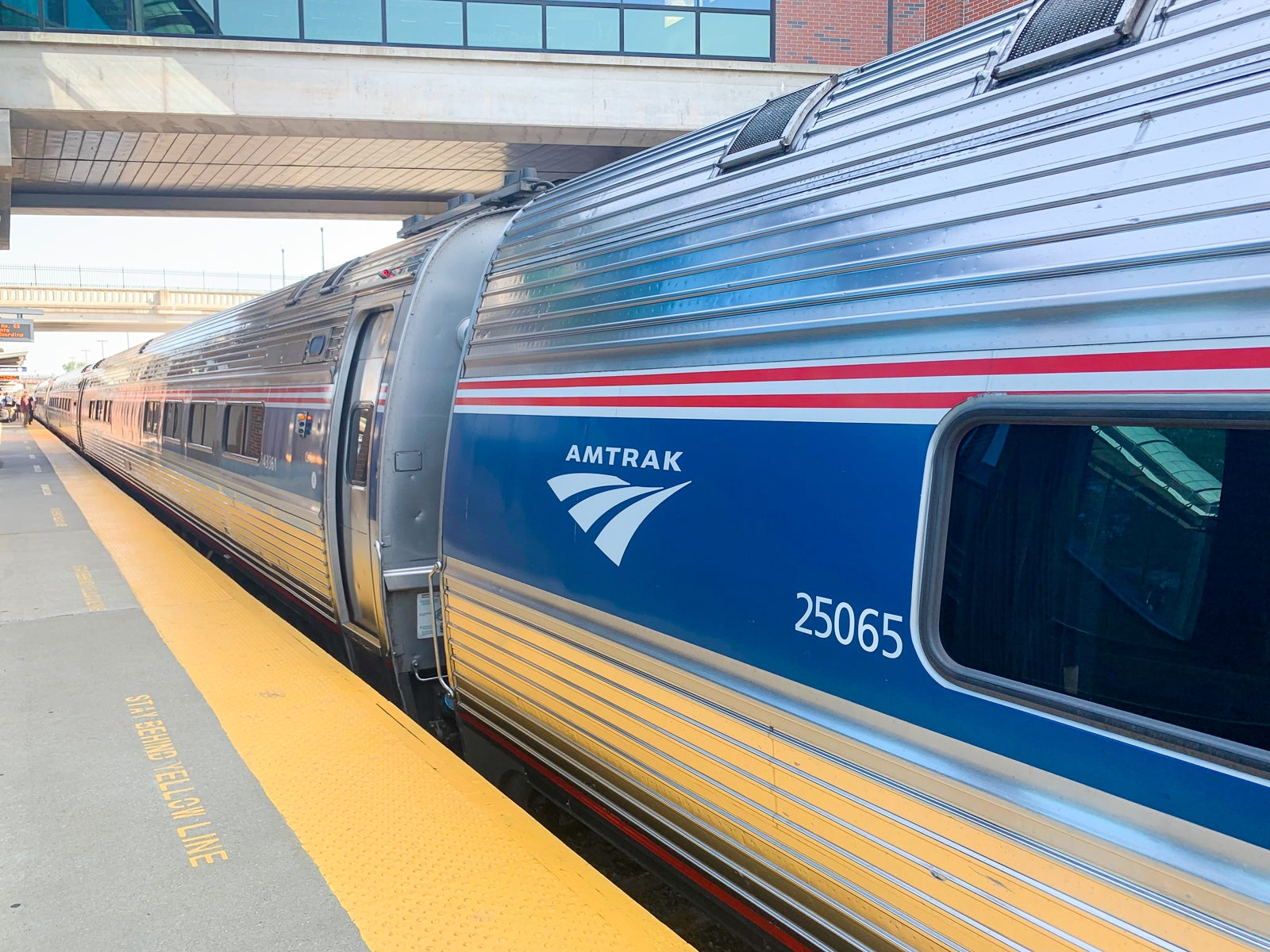 Amtrak deal alert: 30% off train fares