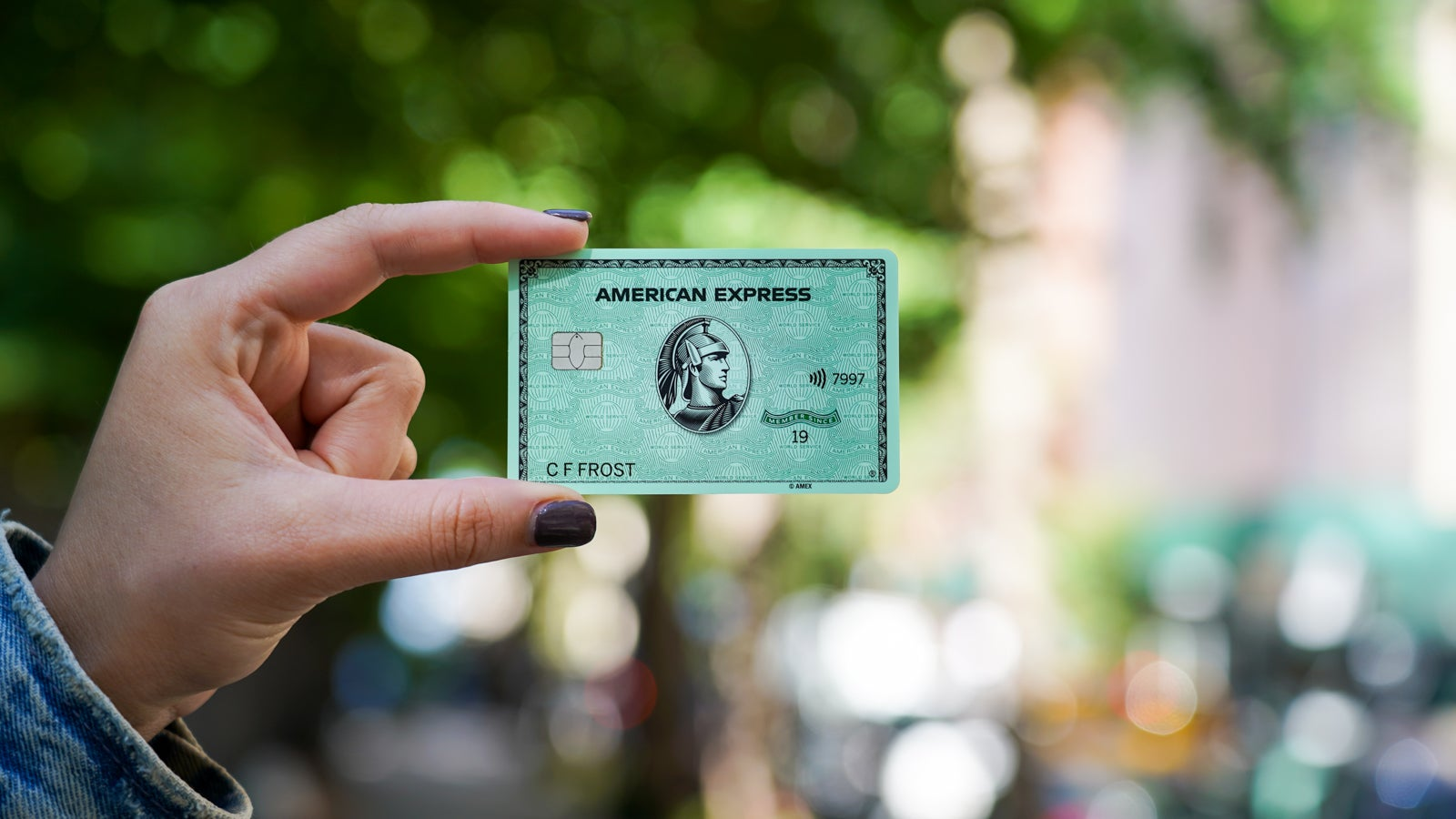 Who should (and who shouldn't) get the Amex Green?